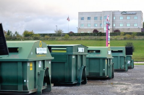 産業廃棄物収集運搬業許可などに関するご相談のイメージ